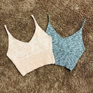 Knit Crop Top Bundle!
